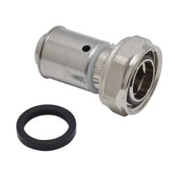 Multi-Fit Connector 3/4 inch voor 16x2mm buis