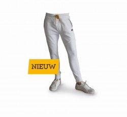 Be-Wear joggingbroek wit maat M