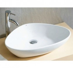Elite lavabo 590x390x135 mm
