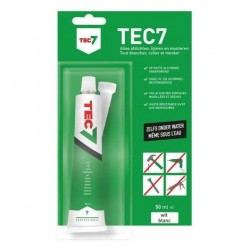 Tec7 - Blister 50 ml - Wit