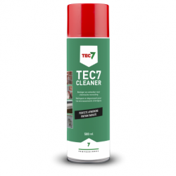 Tec7 Cleaner - Aerosol 500 ml