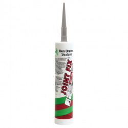 Zwaluw Joint Fix Reparatiepasta - Koker 310ml - Cement grijs